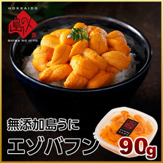 Raw Green Sea Urchin 90 g salt Pack Rebun and Rishiri Island from sea urchin pulcherrimus saltwater Hokkaido souvenirs can be ordered 2015 gift gift mother father so students like Urchin like Hokkaido