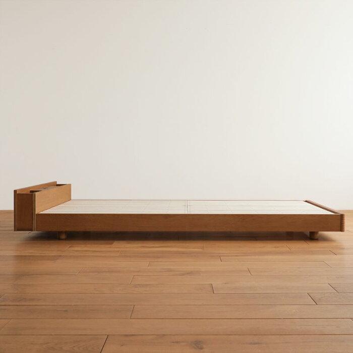 すのこベッドCubeシングルフレームのみ北欧ヴィンテージ木製布団で使える高さ3段階送料無料【配達時間指定不可】【10日後以降お届け】