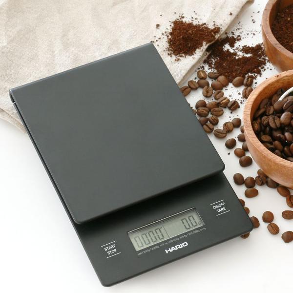 ハリオ HARIO V60 コーヒー ドリップスケール VST-2000B あす楽対応