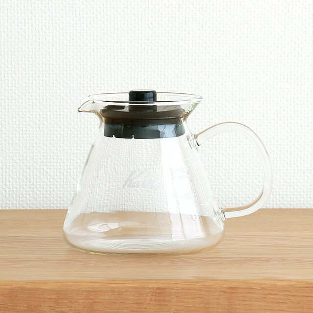 カリタサーバーコーヒーサーバー耐熱ガラスKalita300サーバーG1〜2杯用あす楽対応