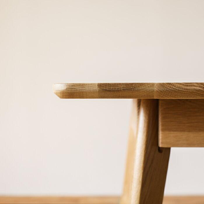ダイニングダイニングテーブルダイニングセット3点セットRIVER80正方形テーブルチェアー木製オーク無垢2人おしゃれ送料無料即日出荷可能