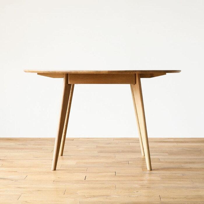 ダイニングダイニングテーブルダイニングセット5点セットRIVER円形120テーブルチェアー木製オーク無垢4人おしゃれ送料無料即日出荷可能
