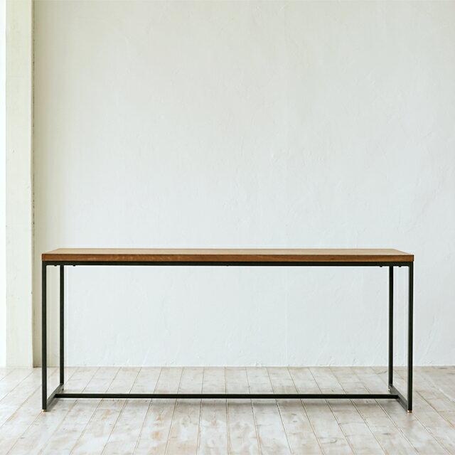 160ダイニングテーブル5点セットWIRYヴィンテージインダストリアルアイアンコーデュロイ無垢おしゃれ送料無料【開梱・設置付き】