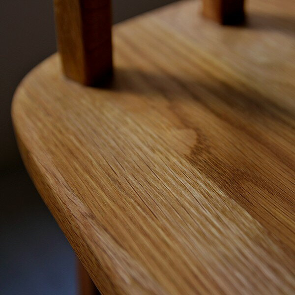 SIEVEmergeダイニングテーブル5点セットMサイズセット北欧ヴィンテージ無垢木製ブラウンナチュラルおしゃれ送料無料夜間指定不可【12/17以降の注文は、1/7以降順次出荷】