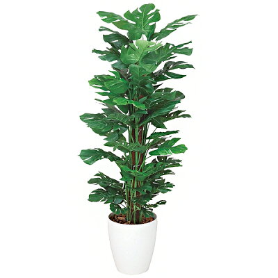 【レビューを書いて送料無料】】観葉植物、光触媒、人工植物、グリーン、セール光触媒観葉植物スプリット(Mサイズ)