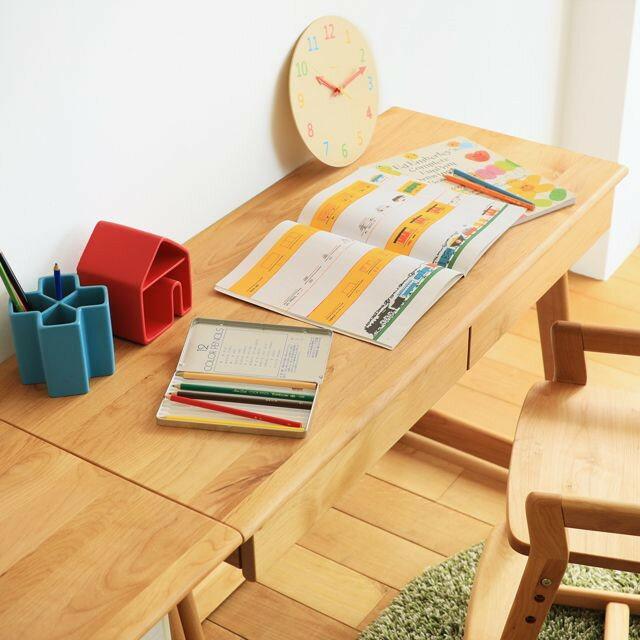 学習机つなごtunago105デスク子供机キッズデスクリビング北欧ナチュラル木製おしゃれおすすめ送料無料