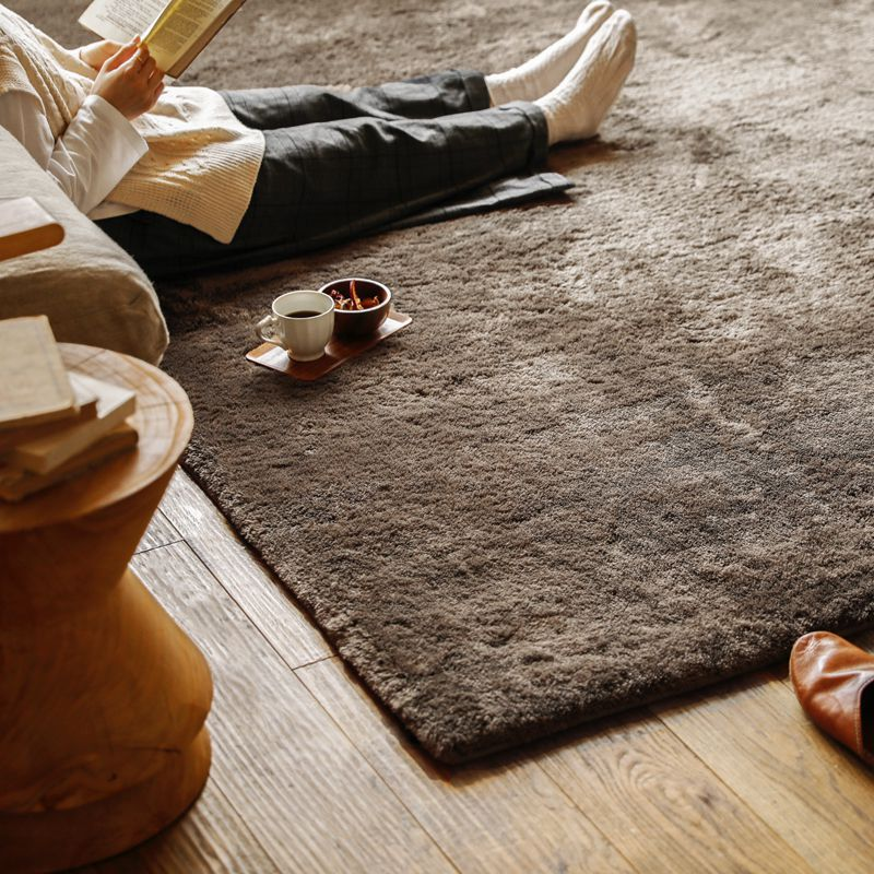 洗える マイクロファイバー ラグ ラグマット colette 130×190 長方形 厚手 北欧 2層ウレタン ウォッシャブル 軽い 床暖房 おしゃれ おすすめ
