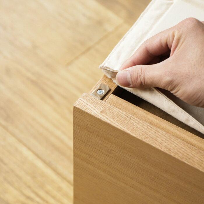ベッド木製ベッドNOANA追加用引き出し(深型ベッド下収納+専用脚セット)送料無料時間指定不可即日出荷可能
