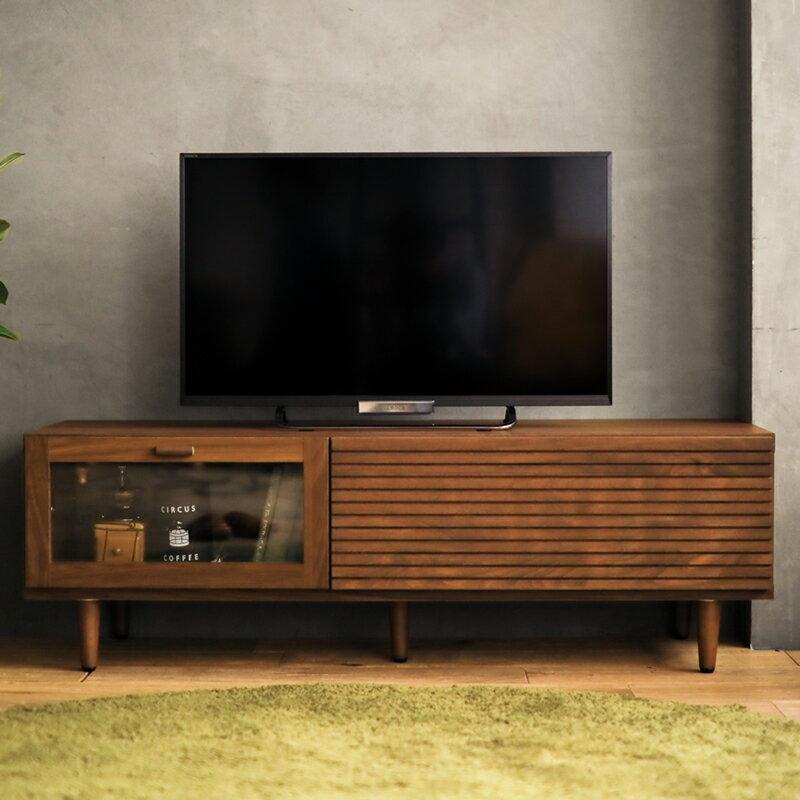 テレビ台 テレビボード 120 北欧 ナチュラル 西海岸 ヴィンテージ 木製 収納 日本製 完成品 おしゃれ Rekit 送料無料