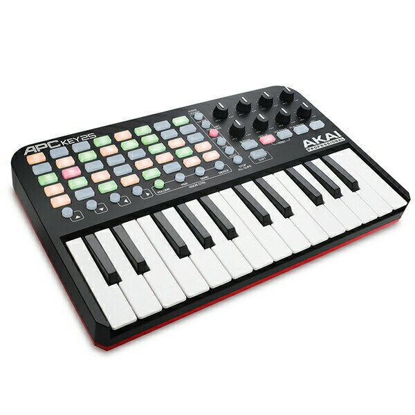 DAW・DTM・レコーダー, MIDIキーボード AKAI APC KEY 25