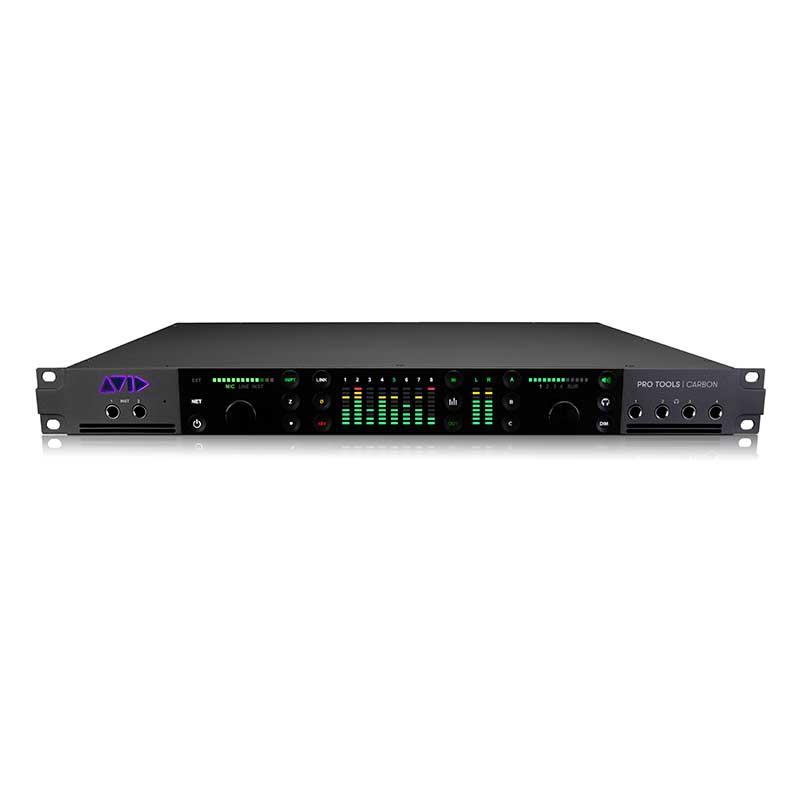 DAW・DTM・レコーダー, オーディオインターフェイス AVID Pro Tools Carbon(Hybrid Audio Production System)(9900-74103-00)