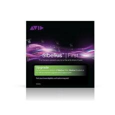AvidSibeliusFirst再加入版(1年)【9935-71773-00】【予約商品2017年1月以降発売予定】