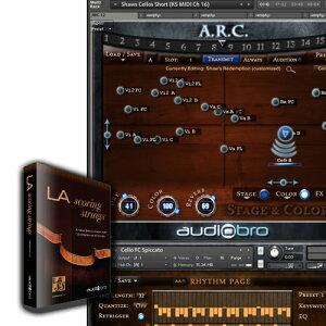 AUDIOBRO LA SCORING STRINGS 2.5 (LASS)