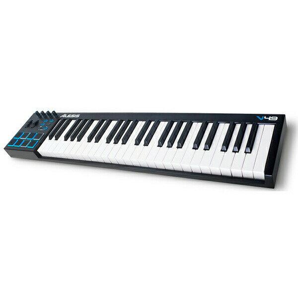 DAW・DTM・レコーダー, MIDIキーボード ALESIS V49