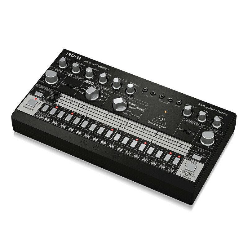 ピアノ・キーボード, キーボード・シンセサイザー BEHRINGER RD-6-BK