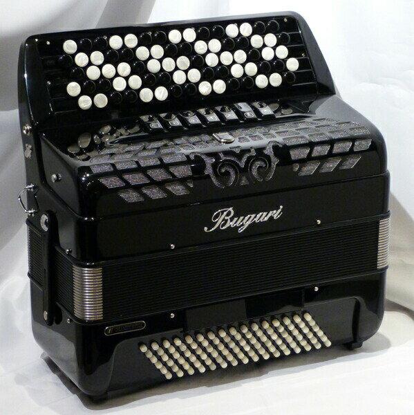 ピアノ・キーボード, アコーディオン BUGARI 320CH