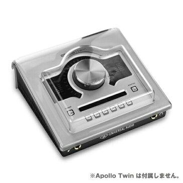 DECKSAVER DS-PC-APOLLOTWIN(UA Apollo Twin cover)