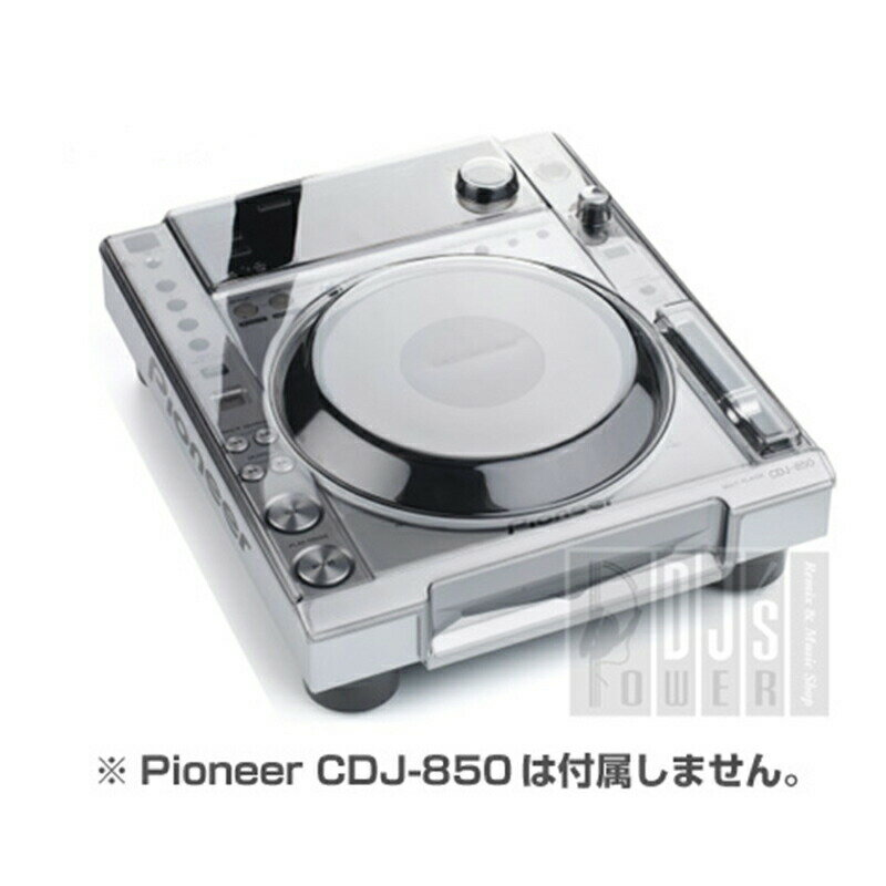 DJ機器, その他 DECKSAVER DS-PC-CDJ850 Pioneer CDJ-850