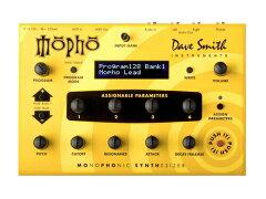 キュートなルックスにズ太いサウンド!Dave Smith Instruments Mopho