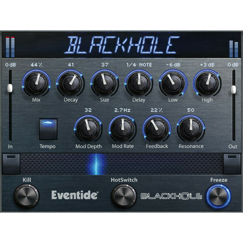 PCソフト, 音楽制作 Eventide Blackhole()()