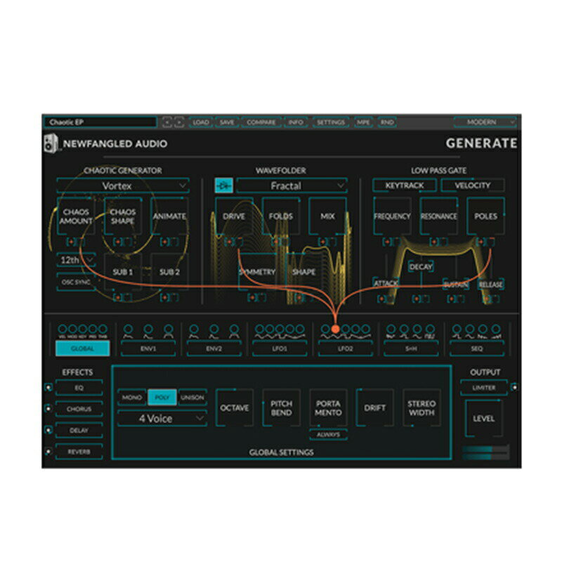 PCソフト, 音楽制作 Eventide Generate()() Eventide Newfangled Audio