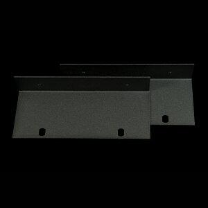 elektron DPS-1/Analogfour用ラックマウントキットelektron RMK-2 【ブラック仕上げ】