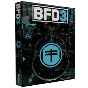 fxpansion BFD 3【USB2.0 Flash Drive版】【March 2016…
