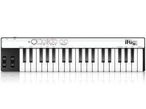 iPhone/iPad & Mac/PC対応キーボードIK Multimedia iRig KEYS