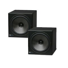 KSdigitalC8-Coax Black 【ペア】【同軸アクティブモニター】