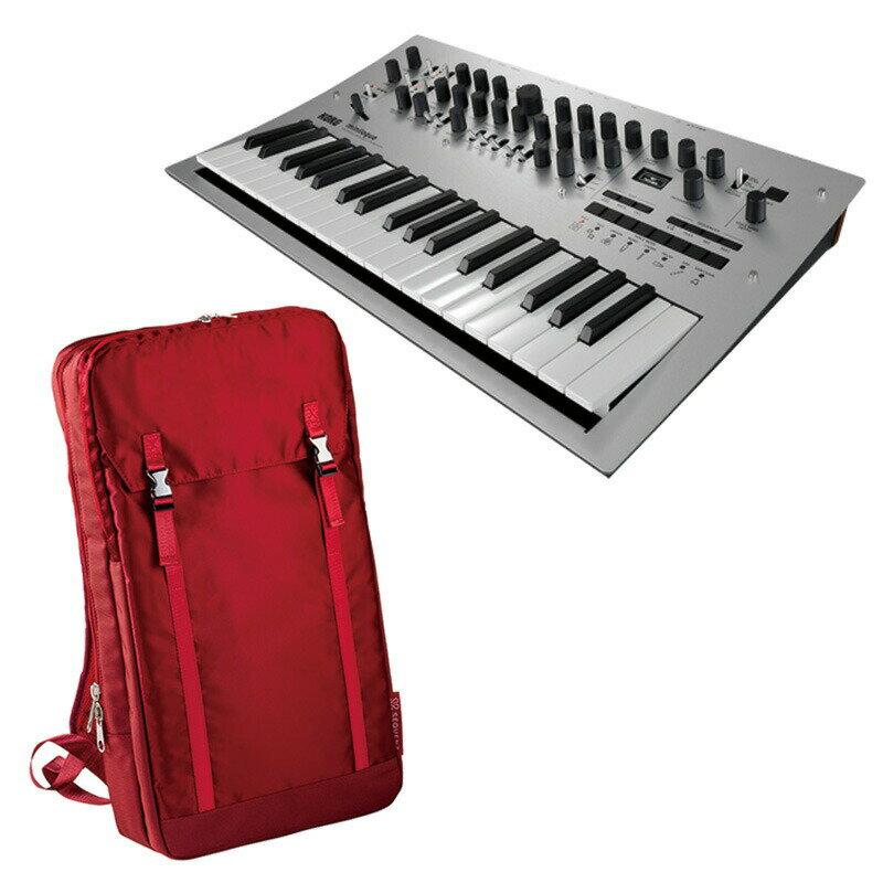 ピアノ・キーボード, キーボード・シンセサイザー KORG minilogue MP-TB1-RD()