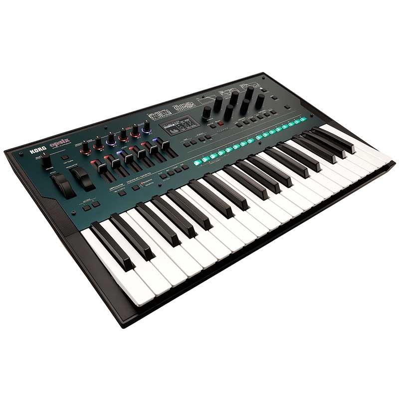 ピアノ・キーボード, キーボード・シンセサイザー KORG OPSIX(ALTERED FM SYNTHESIZER)p10