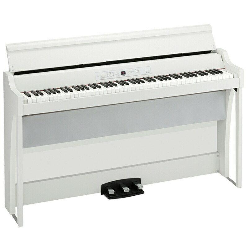 ピアノ・キーボード, 電子ピアノ KORG G1B Air WH() Fluid Audio C5C5W(pair) ikbp1