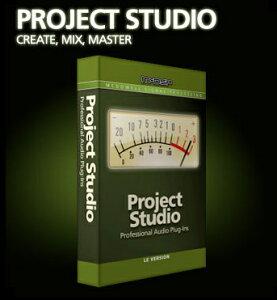 McDSPの5種類のLE版プラグインを含むお得なRTASバンドルMcDSP Project Studio LE 【iLok 2同梱...