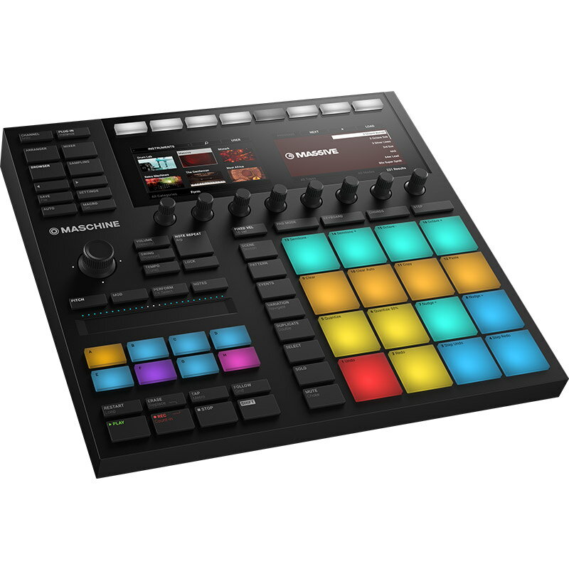 DAW・DTM・レコーダー, サンプラー Native Instruments MASCHINE MK3
