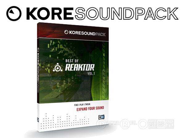 Native Instruments KORE Soundpack Best