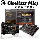 最強ギターアンプ・システム【予約商品】◆Native Instruments / Guitar Rig KONTROL(Guitar Ri...