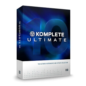 Native Instruments KOMPLETE 10 ULTIMATE 【NIK10S…
