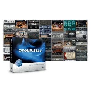 対象:新規ユーザー/ソフトウェアインストゥルメント/エフェクトバンドルNative Instruments K...