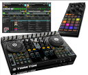 【送料・代引手数料無料】Native Instruments TRAKTOR KONTROL S4 + KONTROL F1 SET 【Sony Loo...