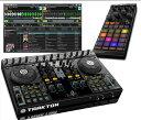 【送料・代引手数料無料】Native Instruments TRAKTOR KONTROL S4 + KONTROL F1 SET 【Sony Loo...