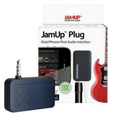 iOS対応ギター・インターフェースPositive GridJamUp Plug