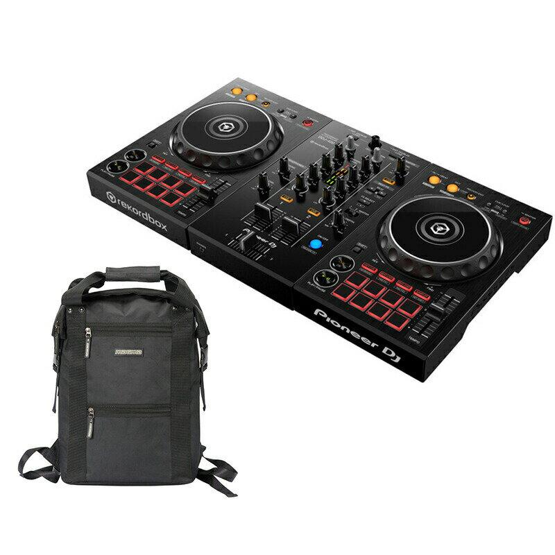 DJ機器, DJコントローラー Pioneer DJ DDJ-400 MAGMA STASHPACK SET