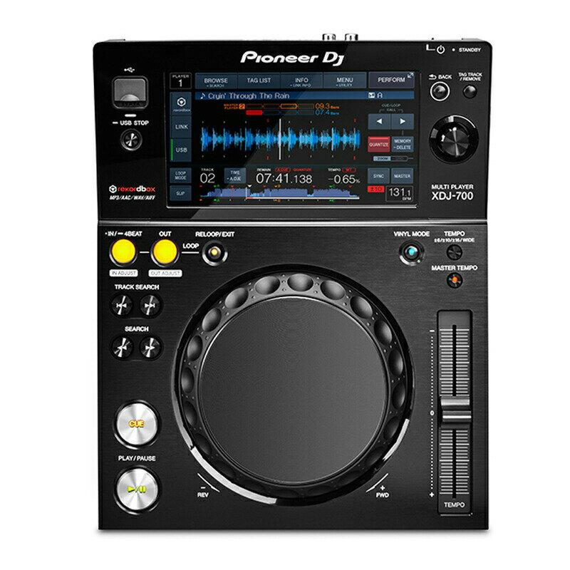 DJ機器, DJコントローラー Pioneer DJ XDJ-700 16GBUSB1