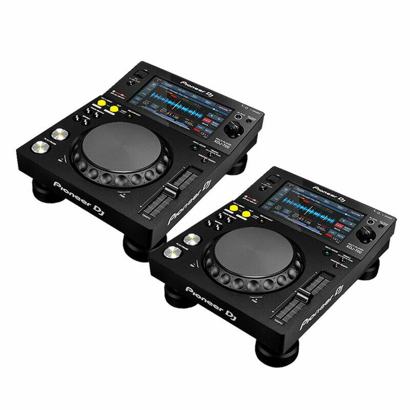 DJ機器, プレーヤー Pioneer DJ XDJ-700 TWIN SET 16GBUSB2