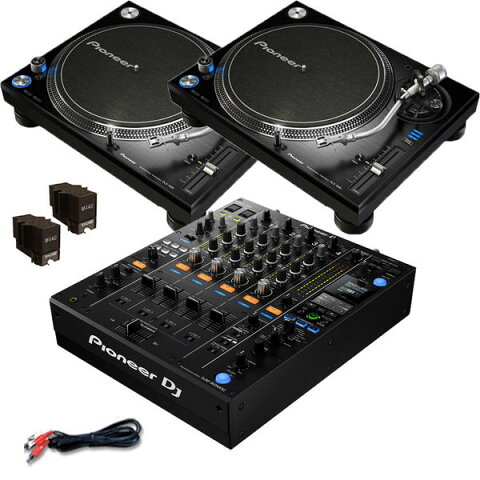 Pioneer DJ PLX-1000 + DJM-900NXS2 セット