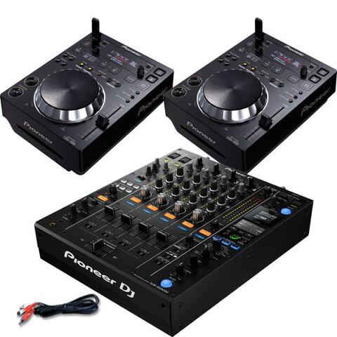 Pioneer DJ CDJ-350 + DJM-900NXS2 セット