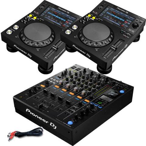 Pioneer DJ XDJ-700 + DJM-900NXS2 セット