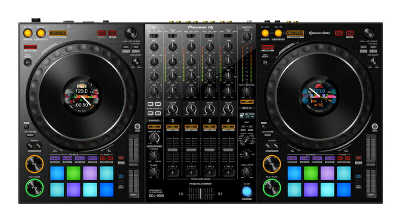 DJ機器, DJコントローラー Pioneer DJ DDJ-1000 or EXFORMUSB feat.DJ HAL