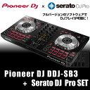 Pioneer DJ DDJ-SB3 + Serato DJ...