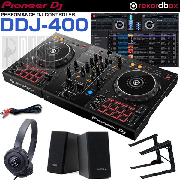 DJ機器, DJコントローラー Pioneer DJ DDJ-400 DJA